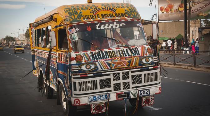 Rallye Žižkov-Dakar