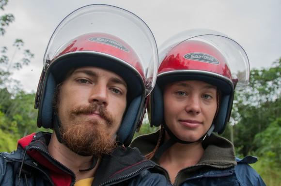 FK Bob and helmets