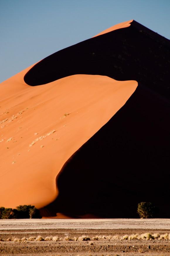 Duna 45 - nejfocenější duna světa